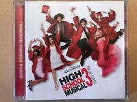 BSO HIGH SCHOOL MUSICAL 3 FIN DE CURSO WALT DISNEY B.S.O. SOUNDRACK CD