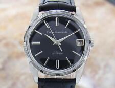 Citizen Homer Date 1960s Manual Wind Rare Men's Stainless St Vintage Watch Dx17