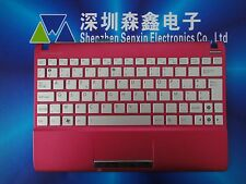 New BE Belgium Keyboard for ASUS Eee pc 1025 1025C 1025CE with  Rosy Frame