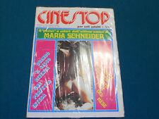 CINESTOP anno II nr. 12 11/1975 fotofilm + poster amica di Maria Schneider