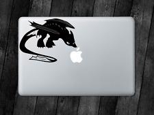 Toothless Sticker Dragon Decal Apple MacBook Mac iPad Laptop Car Window