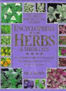 Royal Horticultural Society Encyclopedia of Herbs and Their Uses (RHS),Deni Bow