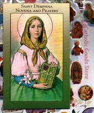 Saint St. Dymphna Novena & Prayers Booklet