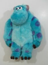 "Disney Store Sulley Monsters Inc plush 16"" stuffed animal toy"