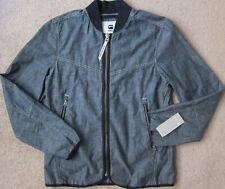 G-STAR RAW (Rinsed) Light Chambray Jacket Mens NWT $130