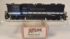 N ATLAS 49843 GP-38 Southern Locomotive (DCC Ready)