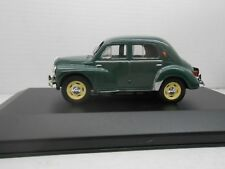 1/43 COCHE RENAULT 4 4/4 ELIGOR COLOR VERDE  METAL MODEL CAR 1:43 MINIATURA