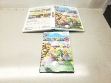 NO GAME Mario Party 8 2007 original case and Manual ONLY NO GAME INCLUDED