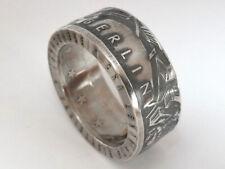 Münzring 10 Euro 2002 Museumsinsel Berlin Silber 925er Größe 56 bis 74 Ring