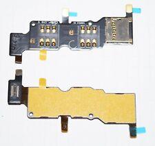 Original Huawei U8951 Ascend G510 Sim + Micro SD Kartenleser, Card Reader Flex