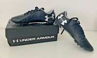 Under Armour Magnetic Select TF Jr - Astro Turf Soles - Black - UK Size 5 (126)