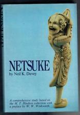 Davey ; Netsuke. A Comprehensive Study. Faber 1974 VG