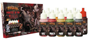 The Army Painter Warpaints: The Others Paint Set of Sin