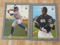 2020 Topps Update Turkey Red Insert Set-50 cards LUIS ROBERT BICHETTE RC GRIFFEY