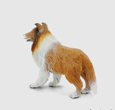 Collie Dog Adult  Replica # 239329  ~ FREE SHIP/USA  w/ Purchase $25+ Safari Ltd
