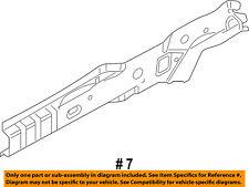 CHRYSLER OEM Fender-Inner Rail Right 68081908AG