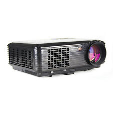 3500lm 3D View Projector HD 1080p Short Throw Home Business HDMI VGA