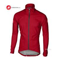 ANTHRACITE NEW Castelli SUPERLEGGERA Jacket Windproof Cycling Rain//Wind Shell