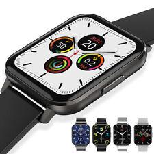 Smart Watch ECG Blood Pressure Oxygen Heart Rate Waterproof IP68 Sport Bracelet