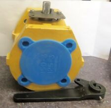 "New Dresser Nil-Cor 1811001 310 Flanged Ball Valve 3"" 150# 3-310 Chemical Resist"