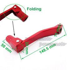 CNC Folding Gear Shifter Lever For 50 125 140 150 160 cc Lifan YX Pit Dirt Bike