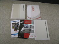 2015 15 KIA FORTE OWNER'S MANUAL SET BOOK FREE SHIPPING OM156