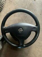 Opel Zafira A 2,0 Lenkrad mit Multifunktion Komplett 90437285 1614039901