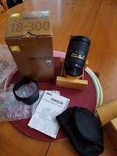 Nikon AF-S DX NIKKOR 18-300mm f/3.5-6.3G ED VR Lens