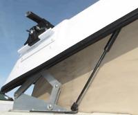 VW T25/T3/Vanagon Westfalia Pop Top Roof: Gas Strut Lift Assist Kit: Standard