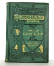 The Old Curiosity Shop Dickens 1877