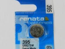 RENATA  Watch Battery  #395 /SR927SW   Swiss Made  1Pc