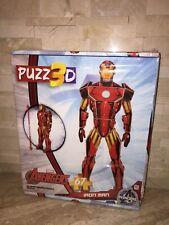 MARVEL AVENGERS IRON MAN 3D PUZZLE