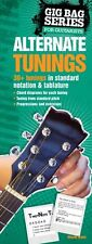 Gig Bag Book Of Alternate Tunings For All Guitarists Learn to Play TAB Music