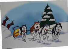 Siberian Husky Sled Dog, notecards (10 notecards)
