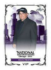 2013 National Convention LEAF EXCLUSIVE VIP DAVE HESTER Storage Wars