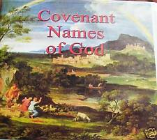 """Malcolm Smith """" Covenant Names of God"""" 6 hrs cd's"""