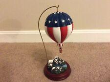 SkyBound Stars & Stripes Hot Air Balloon Collectible