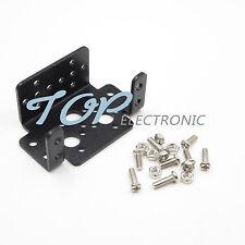 New listing Aluminum Multifunction Servo Bracket Steering Head Robot Manipulator for Mg995