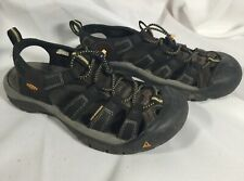 New listing Keen Womens Sandal Shoe Athletic Anatomical Dark Brown Waterproof Size US 7.5