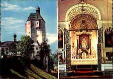 Österreich Kirchen Motiv-Postkarte Wallfahrtskirche in Mariastein Tirol color AK