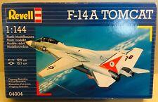 REVELL 1:144 F-14 A Tomcat plastic model kit NEW & SEALED