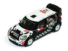 1:43 Mini JCW Araujo Monte Carlo 2012 1/43 • IXO RAM496 #