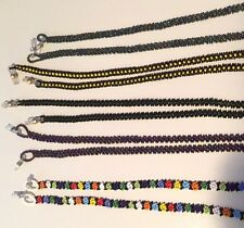 Spectacle Cord Handmade African Beaded spectacle string for sunglasses, readers
