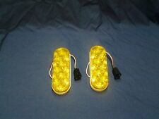 Peterson LED Clearance Light Yellow