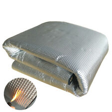 Car Engine Firewall Mat Heat Shield  Sound Insulation PE Foam 10mm Self-adhesive