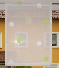 Scheibengardinen Breite 48 cm x Höhe 65 cm -  neu  - modern - Gardine - Paneel
