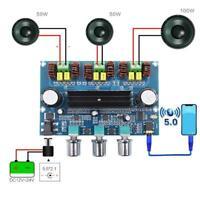 XH-A305 TPA3116D2 Bluetooth 5.0 Digital Amplifier Board 2.1 Channel High Power