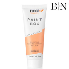 Fudge Paintbox - CORAL BLUSH 75ml (Worth £32.99) GENUINE PRODUCT