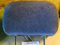 REAR SEAT HEAD REST SUITS KIA CARNIVAL 1999-2003