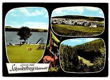Gruss Aus Schenkelberg Westerwald Postcard Hotel Stadt Berlin 1978 Germany